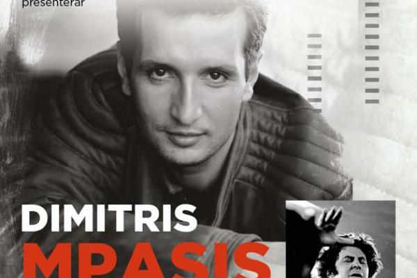 A unique concert with Dimitris Mpasis and a tribute to Mikis Theodoraki's 90th anniversary (1925-2015)