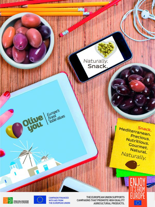 OLIVE YOU: showcasing superior quality and taste in Summer Fancy Food Show