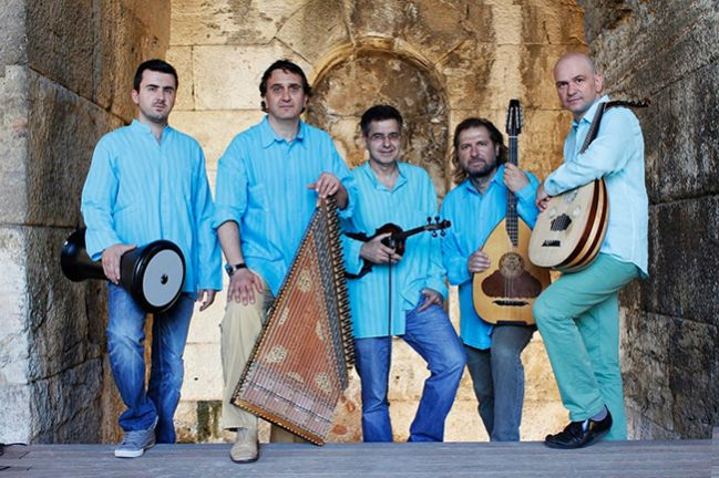 En Chordais - A Musical Journey From The Mediterranean